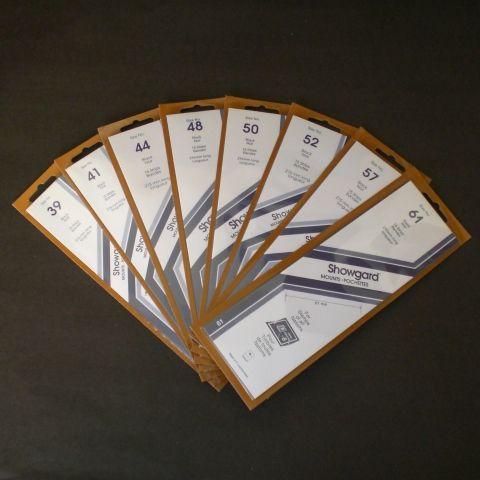 Showgard Stamp Mount Strips 39mm