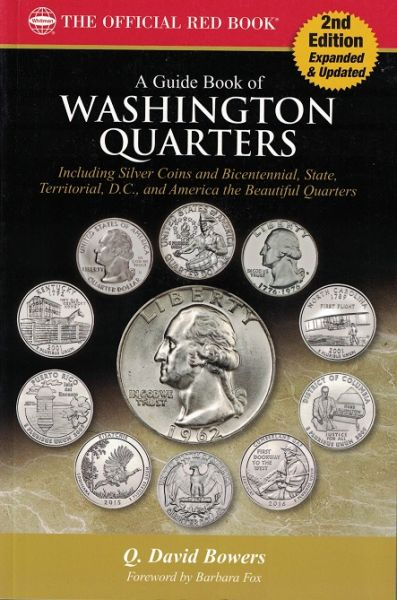 2ND EDITION OFFICIAL RED BOOK OF WASHINGTON QUARTERS